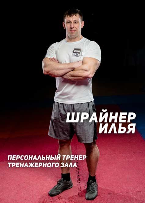 Шрайнер Илья